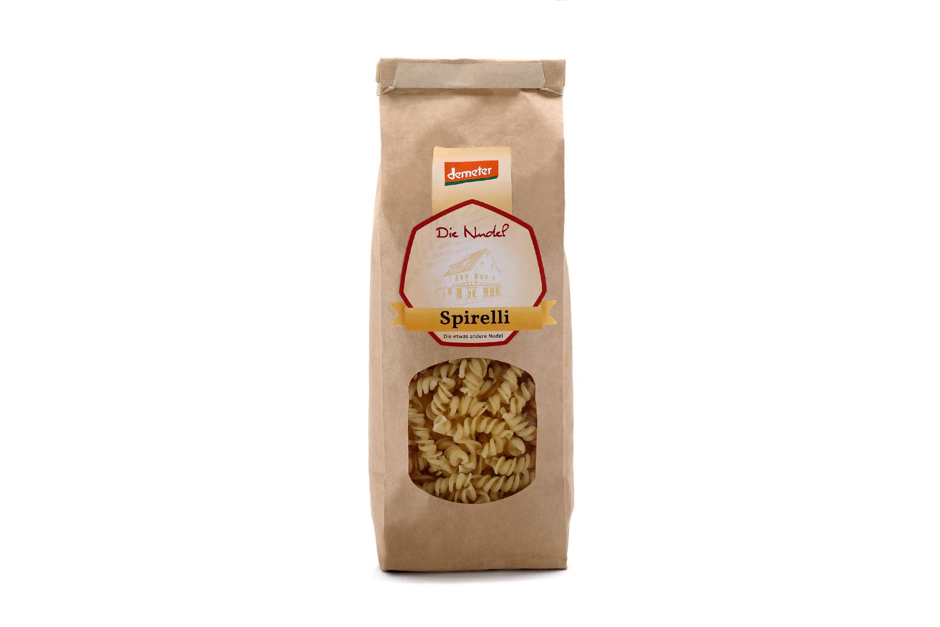 Spirelli-250-Hartweizengriess-Bio-Verpackung-