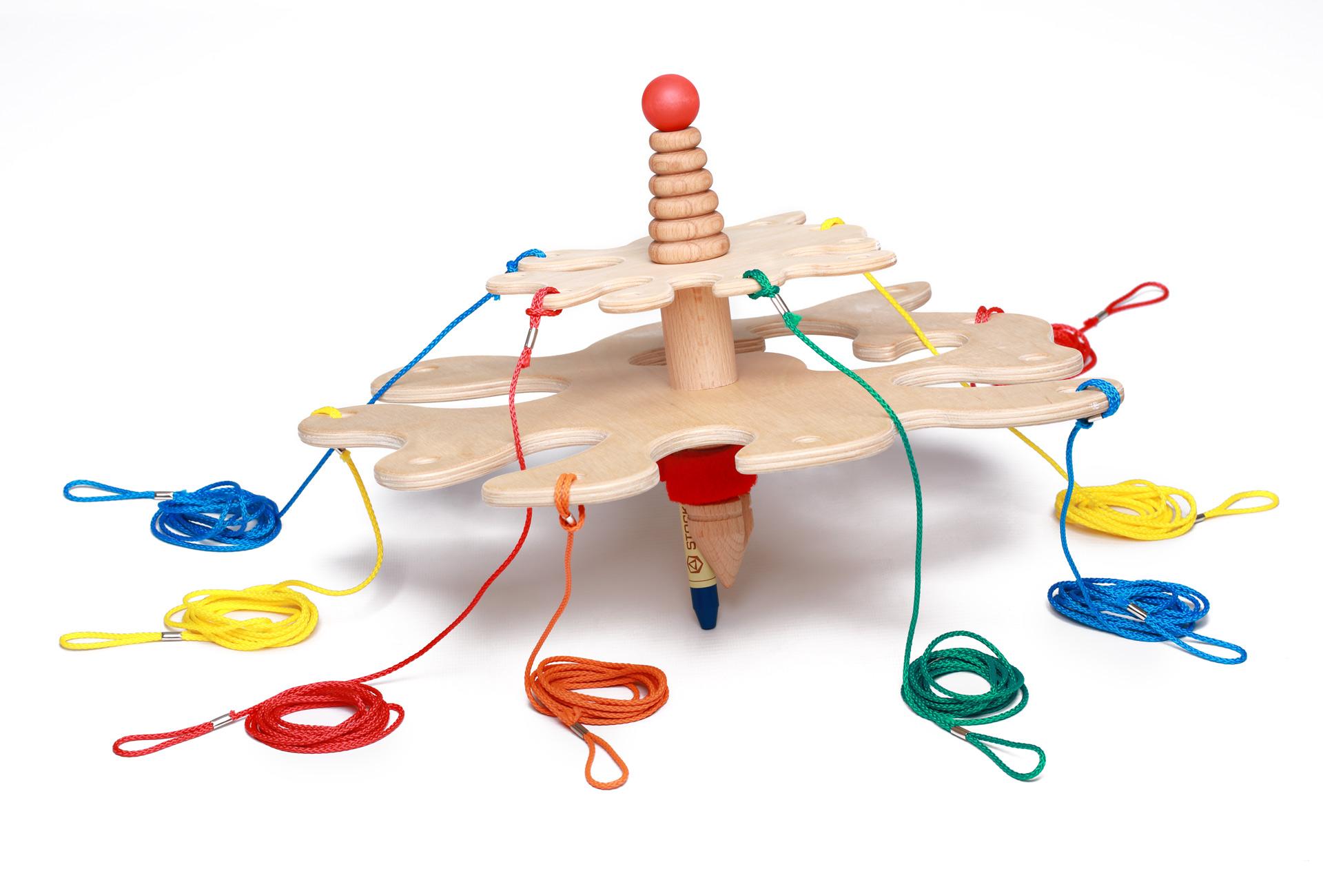 kreative-Spiele-Therapiespiele-interaktive-Spiele-Strippenzieher-Mammutstrippenzieher-ksg
