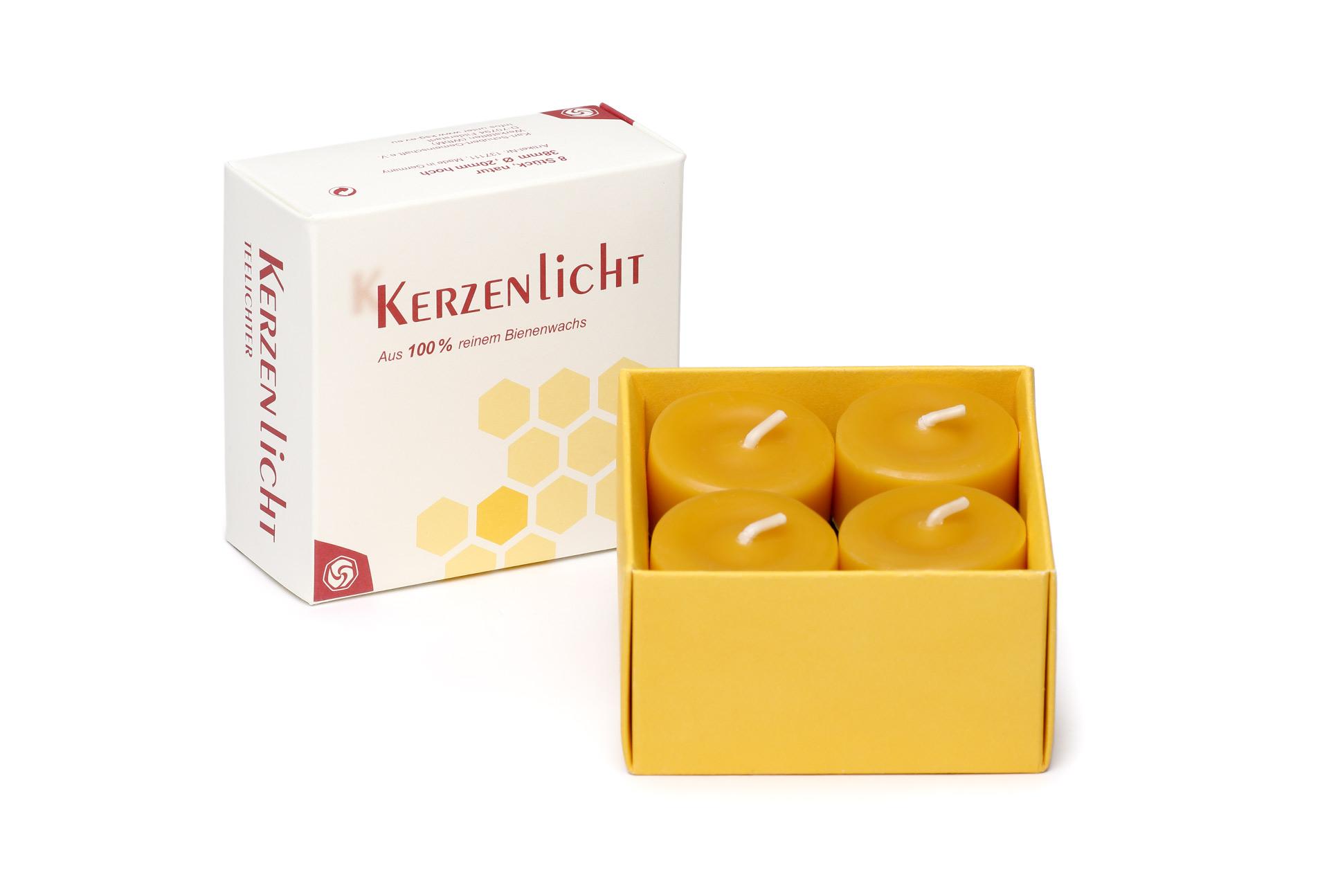 Bienenwachskerzen-Teelichter-8-Stueck-in-Schachtel-natur-ksg