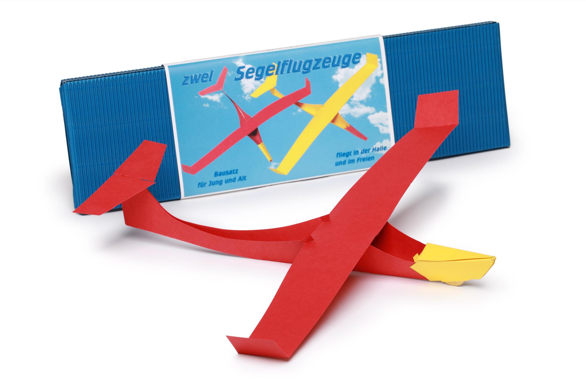 Segelflugsatz-Bausatz-mitVerpackung-ksg