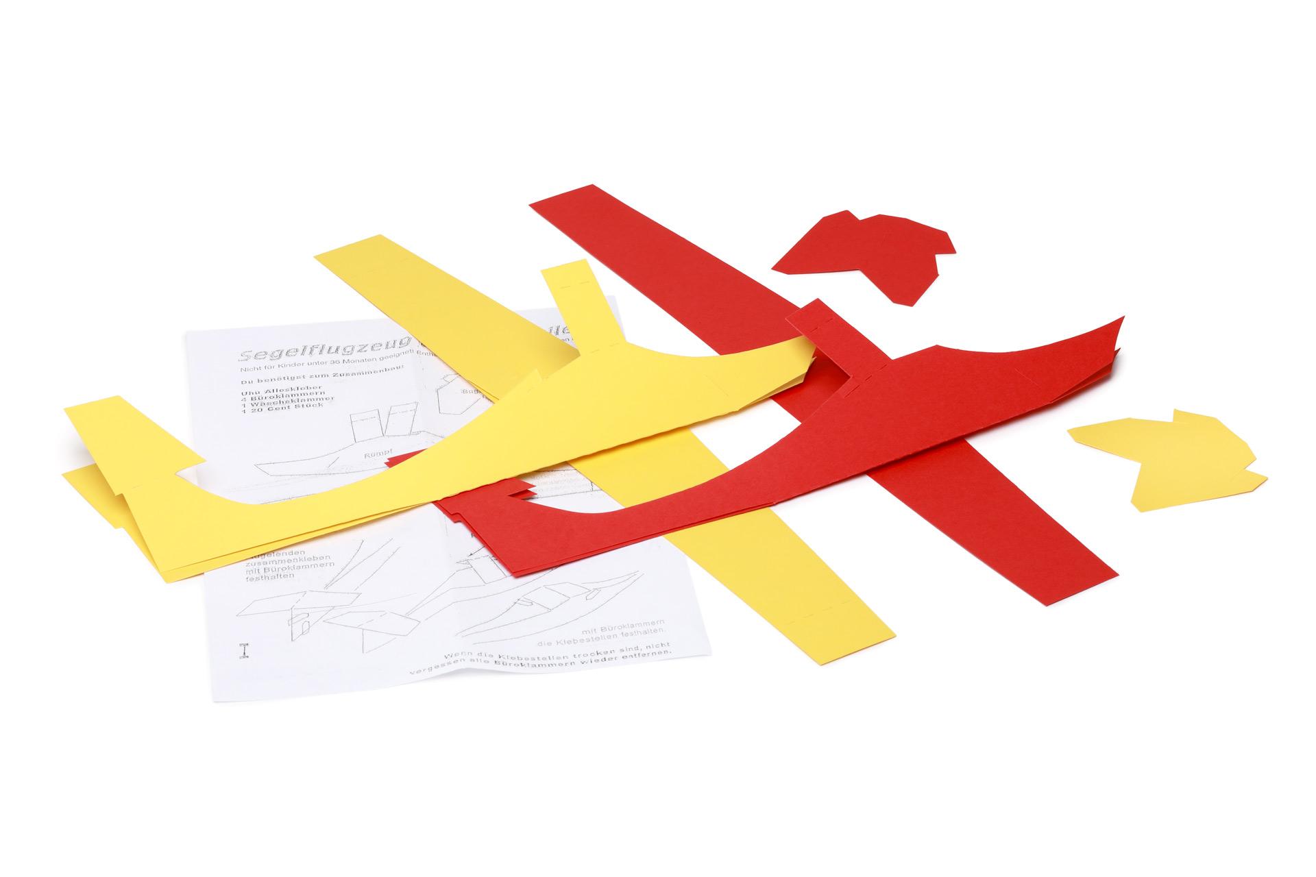 Segelflugsatz-Bausatz-ohneVerpackung-ksg