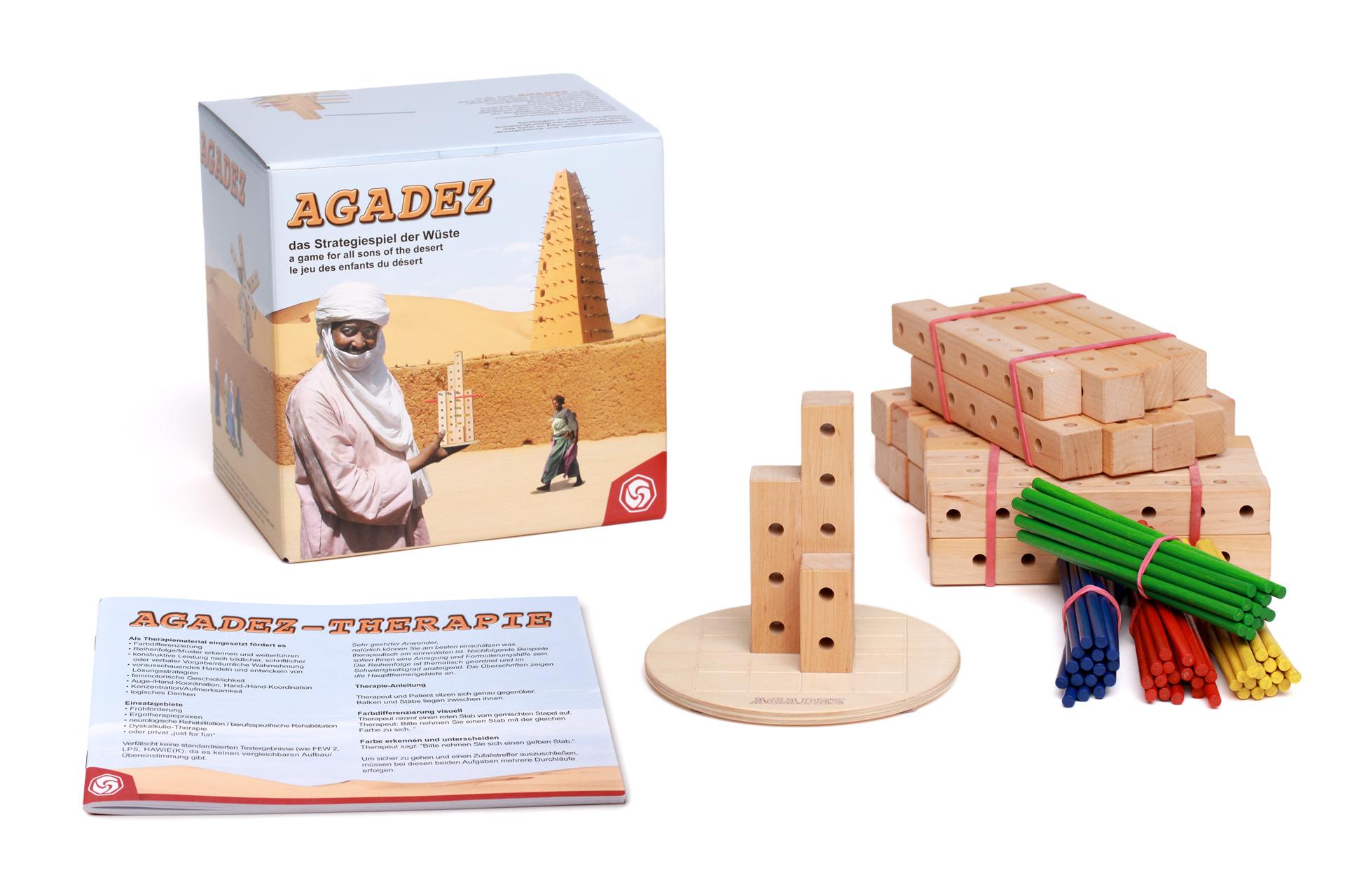 Spielwaren-aus-Holz-kreativ-Agadez-Feinmotorik-Therapievesion-mit-Begleitheft-Strategiespiel-ksg