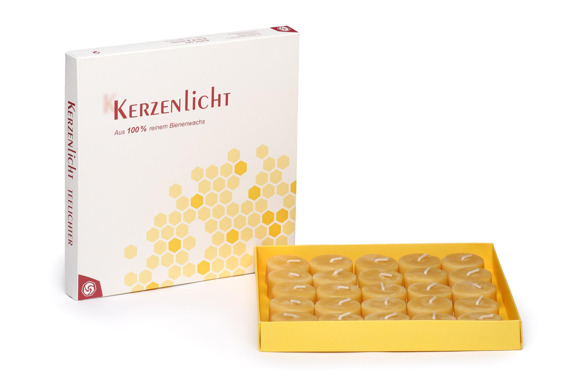 Bienenwachskerzen-Teelichter-natur-25-Stueck-im-Karton-ksg